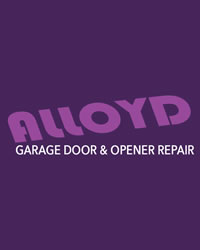 Alloyd Garage Door Repair