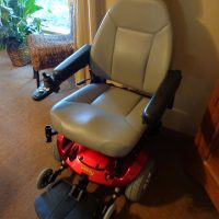 Jazzy Power Electric Wheelchair
